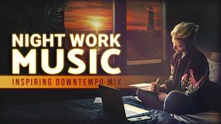 Downtempo Music for Working, Studying and Creative Writing — Productivity Playlist