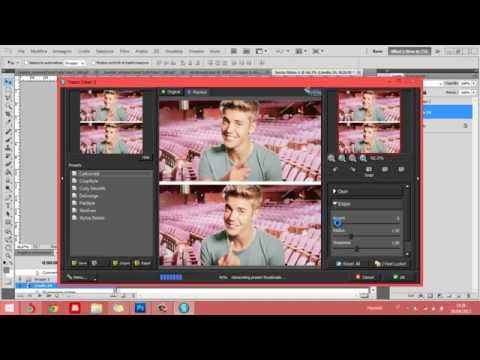 TUTORIAL | collage di gif + topaz clean (only ps5)