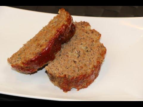 Homemade Meatloaf Recipe - How to Make Meatloaf
