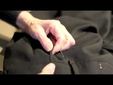 How to Sew the Pocket Closed on Your Pants