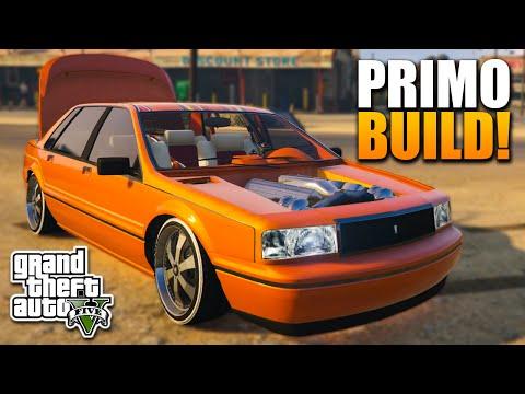 GTA Lowrider DLC: Primo Customisation/Drive - Biggest