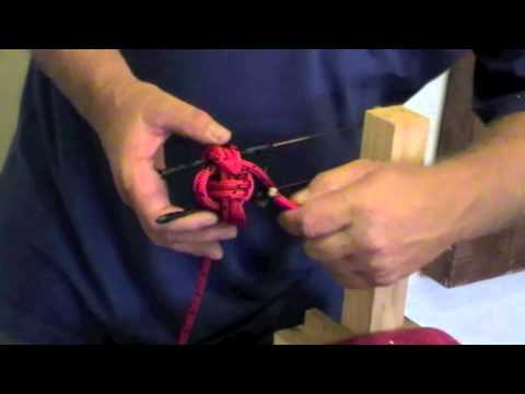 How to do a Monkey's Fist Knot