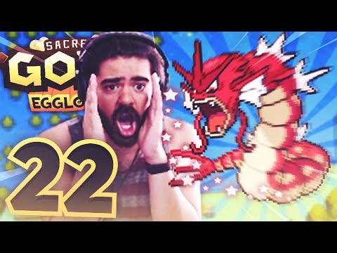 SHINY GYARADOS AFTER 1 SR | Pokemon Sacred Gold Egglocke w/ TheHeatedMo - 22