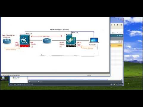 Multi-Vendor-Technologies-Cisco ASA to Palo Alto Networks Firewall IPsec VPN Part1