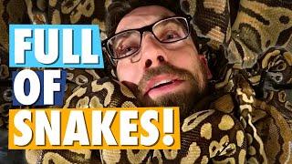 Snake Bites Eric