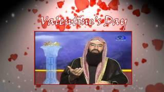Arabic Lecture .. Valentines Day By Sheikh Nabil Al Awadi