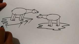 Kutup Ayısı Nasıl çizilir Videos 9tubetv