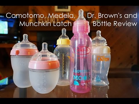 Baby Bottle Review // 2015