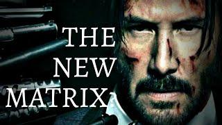 Theory: John Wick Is Neo