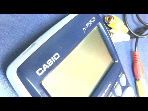 Solving Quadratics on the CASIO fx 9750 GII