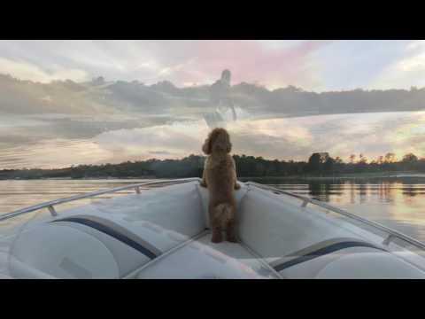 How to wakesurf using ski boat