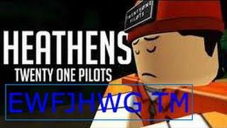 Twenty One Pilots Heathens Roblox Song Id Pilot From Infoimagescom
