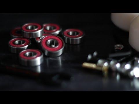 Install Skateboard Bearings EASILY
