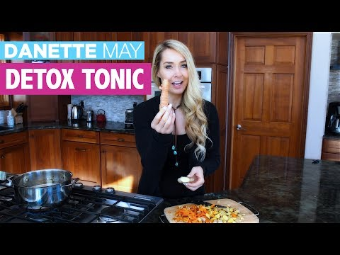 The Best Detox Tonic You Can Make   Danette May