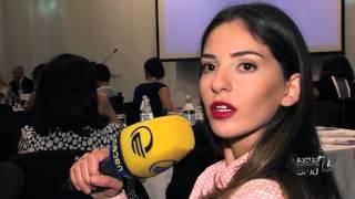 ტასო ბარნოვა საქმიანი ქალების კონფერანციაზე / Taso Barnova Saqmiani Qalebis Konfereciaze