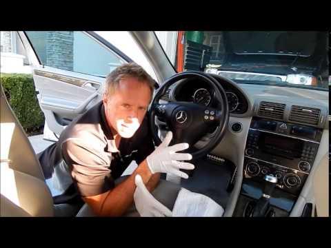 How to Clean Car Steering Wheel