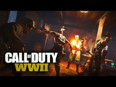 ATTACK OF THE UNDEAD WW2 Community Multiplayer Event
