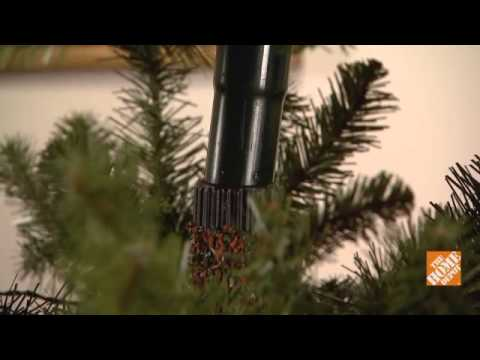 How to Set Up a Quick Connect Artificial Christmas Tree