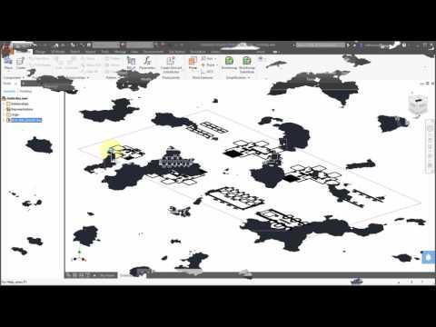 Inventor 2018 Underlay Enhancements