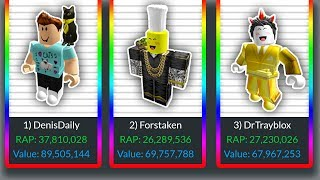 The Richest Roblox Youtuber On Roblox Denisdaily Tofuu