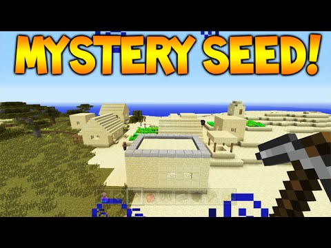 MYSTERY SEED CREATOR!! - Minecraft Console Edtion - TU38 AWESOME Mystery Seed Double Black Smith