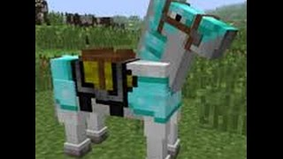 How To Tame Ride Feed A Horse In Minecraft