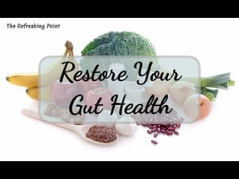 How to Restore Gut Health After Taking Antibiotics - Foods to Consume During and After Treatment