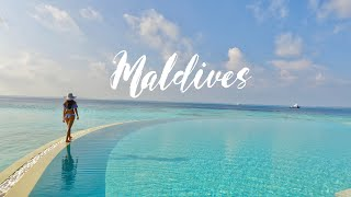 MALDIVES Island! Hurawalhi   Marcela & Johan