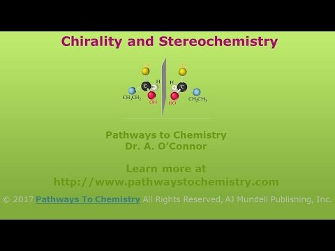 Stereochemistry, Chirality, and Enantiomoers GOB Chemistry