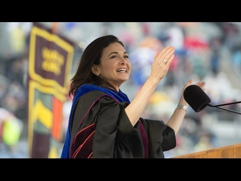 watch 2017 Spring Commencement: Sheryl Sandberg's Commencement Address - Virginia Tech