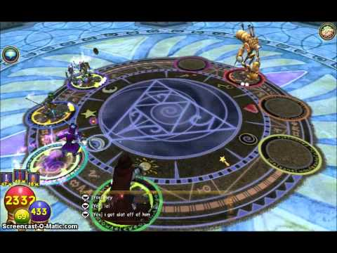 Wizard101 Level 58 Myth Quest