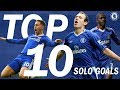 TOP 10 Solo Strikes For Chelsea Chelsea Tops