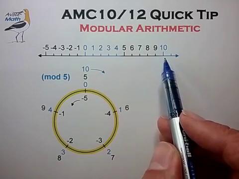 AMC/AIME Prep: Modular Arithmetic