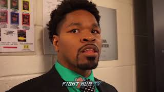 "SHAWN PORTER ""KELL BROOK WINS THAT AMIR KHAN FIGHT! HES THE BETTER BOXER!"""