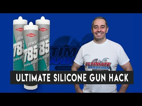 Ultimate silicone gun hack