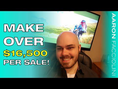 High Paying Affiliate Programs - Make $16,850 Per Sale With 15 Highest Paying Affiliate Programs!