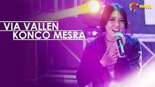 VIA VALLEN - KONCO MESRA with ONE NADA (Official Music Video)