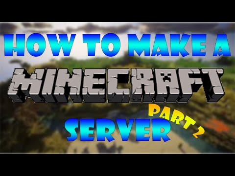 How to Port Forward and get your Minecraft Server IP