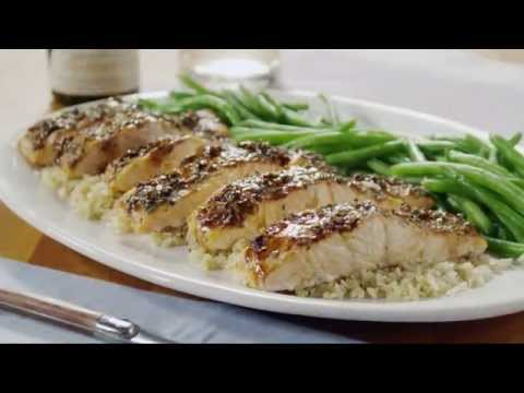 How to Make Balsamic Glazed Salmon Fillets | Fish Recipes | Allrecipes.com