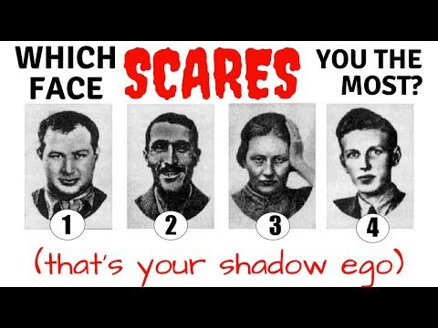 Personality test to discover your shadow ego | ASMR