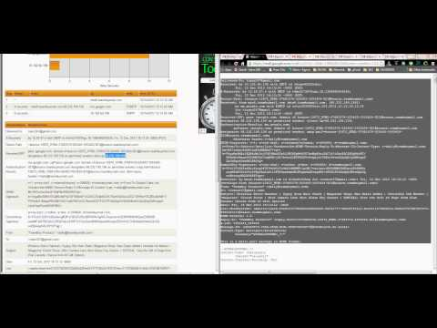 Viewing Email headers