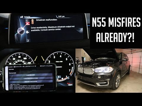 Is your N55 Powered BMW Misfiring?  Watch this.