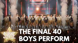 Dannii Minogue puts the Let It Shine final 40 boys through their musical paces - Let It Shine - BBC