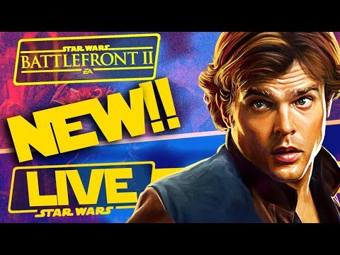 Solo A Star Wars Story Hype! - Star Wars Battlefront II