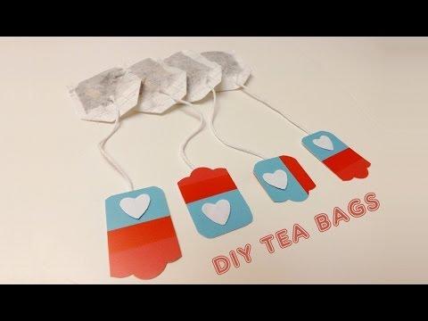 DIY: Sew Tea Bags