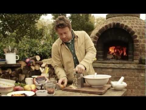 How To - Jamie's Perfect Winter Muesli