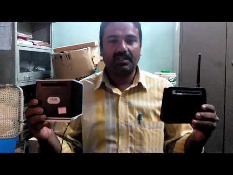 Bsnl teracom modem configure