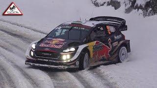 Saturday Snow Rallye Monte-Carlo 2018 [Passats de canto]