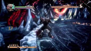 Dante S Inferno Final Boss Battle Lucifer