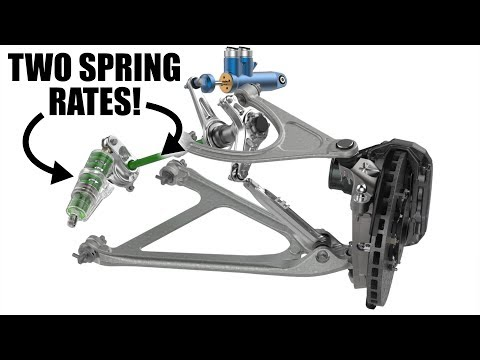 The Ford GT Suspension Is Unlike Anything Else (Animation)